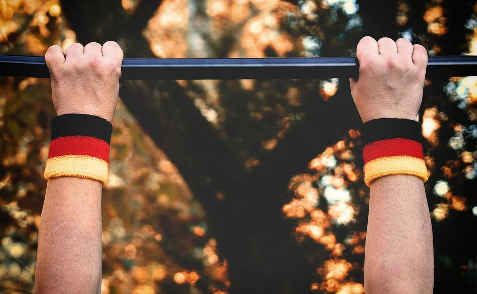 Cara membesarkan otot lengan pria © 2019 brilio.net
