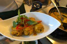 Resep urip urip gulung, makanan kesukaan Sri Sultan HB IX