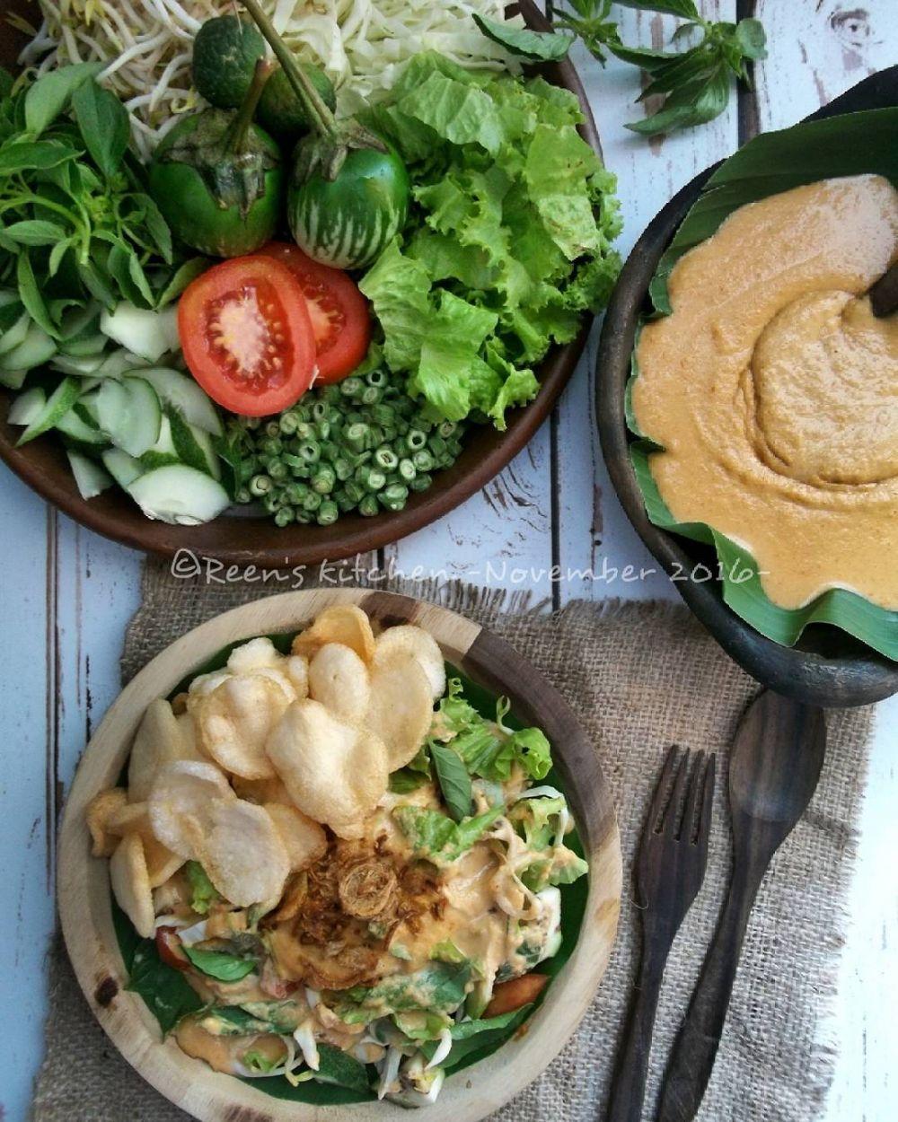 makanan khas Jawa Barat © 2019 brilio.net