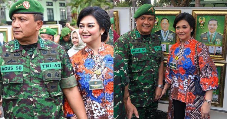10 Momen Bella Saphira dampingi suami wisuda dari TNI