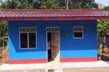 Viral rumah bermodal Rp 15 juta, desainnya bikin kagum