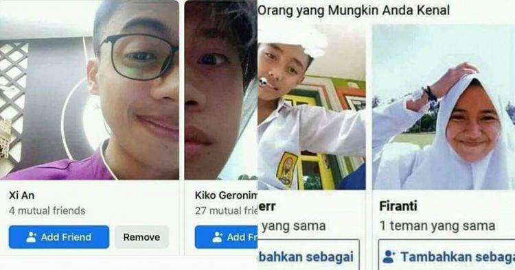 8 Gabungan dua gambar di Facebook ini bikin tepuk jidat