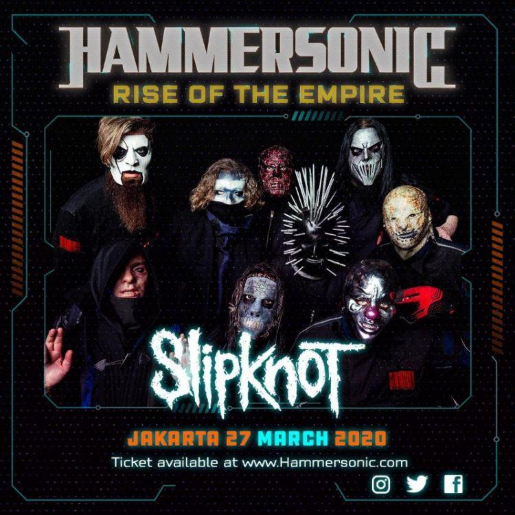Begini antusiasme para Maggots & metalheads sambut Hammersonic 2020