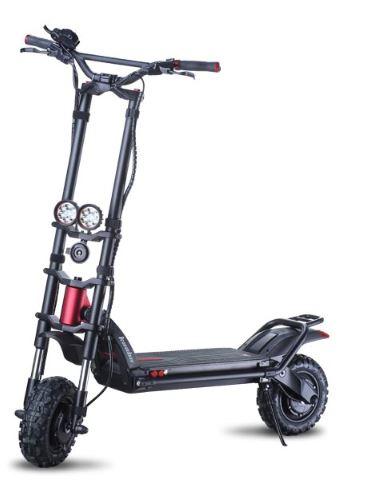 skuter elektrik tercepat © 2019 brilio.net