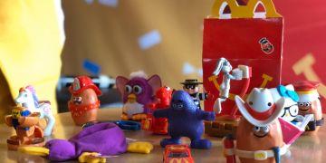 McDonald's Indonesia hadirkan mainan edisi 90-an