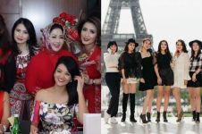 8 Geng hits seleb Tanah Air, pemotretan hingga hang out bareng