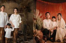 Pesona Selvi Ananda saat potret maternity, simpel dan anggun