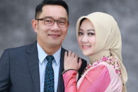 Seringkali salah sepatu, ini pengakuan Atalia istri Ridwan Kamil