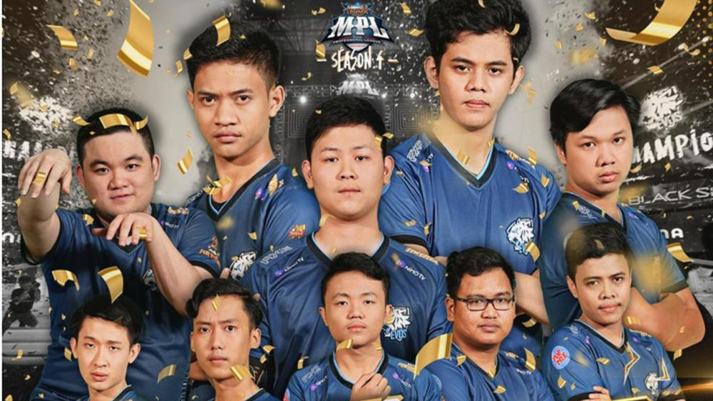 Indonesia juara dunia Mobile Legends M1 World Championship Antara