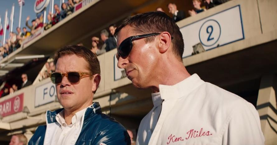 6 Fakta film Ford V Ferrari, bobot Christian Bale turun 31 kg