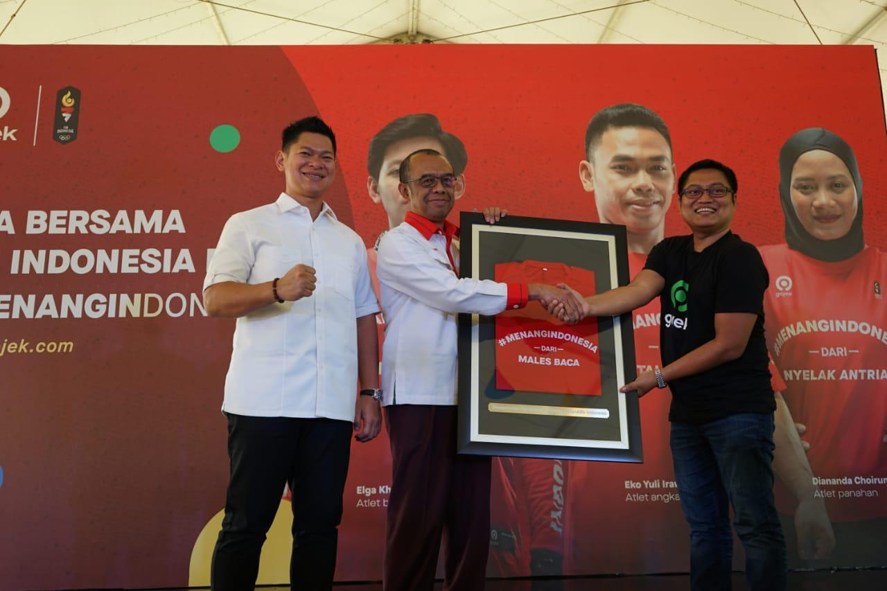 Gojek dukung atlet Indonesia berlaga di SEA Games 2019