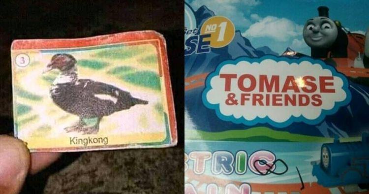 Kesalahan di 10 mainan anak-anak ini bikin tepuk jidat