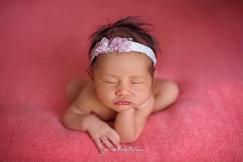 ini 7 potret bayi Kartika Putri yang imut abis Instagram/@kartikaputriworld