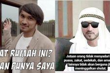 Viral sosok bintang iklan Budi Setiawan, 8 memenya ini lucu pol
