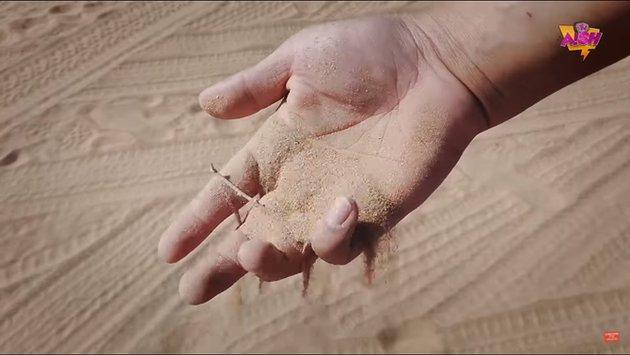 liburan ammar zoni ke dubai naik unta  YouTube