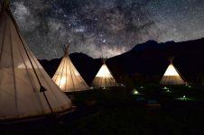 5 Tempat menginap yang unik ini bisa memperluas wawasan travel kamu
