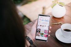 4 Cara screenshot di HP Samsung, unik dan gampang