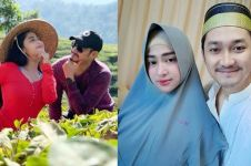 Dewi Perssik balas kejahilan suami di media sosial, bikin ngakak
