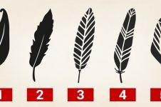 5 Pena bulu yang kamu pilih ini bisa ungkap kepribadianmu