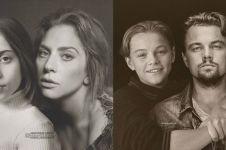 10 Editan foto seleb bareng sosok mudanya, menua bukan masalah