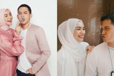 8 Potret Citra Kirana & Rezky fitting baju nikah, tuai pujian