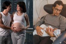 Kimberly Ryder lahirkan anak pertama, namanya curi perhatian