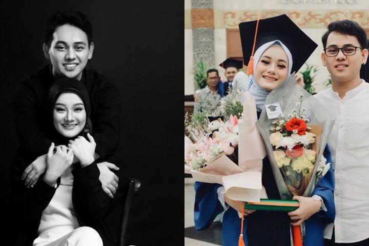 10 Momen kompak Dinda Hauw dan kakaknya, sering dikira pacaran