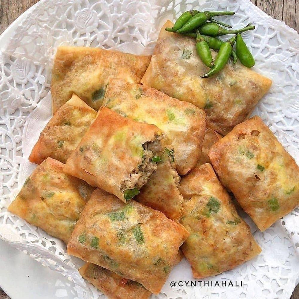 Resep makanan ringan unik Instagram