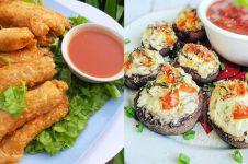 20 Resep makanan ringan unik untuk dijual, enak dan praktis