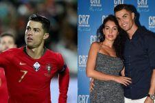 Cristiano Ronaldo dikabarkan menikah dengan Georgina Rodriguez