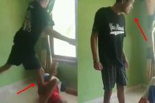 Viral video pemuda tendangi kakek, alasannya sepele