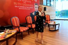 Ruth Sahanaya bakal ajak penggemarnya bernostalgia sambil makan malam