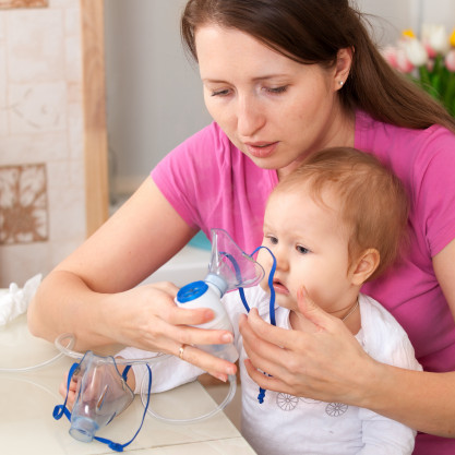 9 Cara mengatasi sesak napas pada anak, aman dan efektif