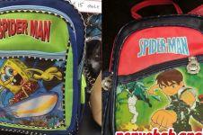 Kesalahan desain 10 perlengkapan sekolah anak ini bikin mikir