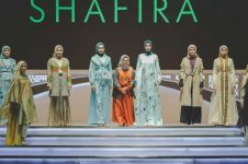Tampil di ISEF 2019, Shafira hadirkan koleksi ramah lingkungan