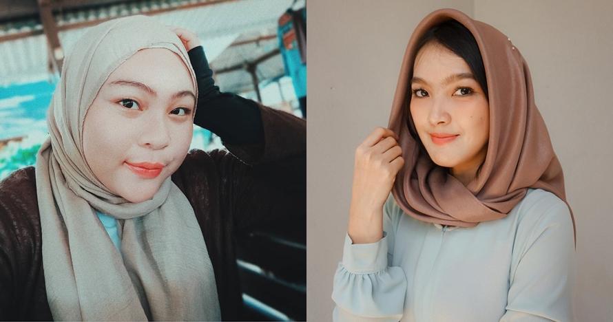 Pesona 8 pemain TOP dalam balutan hijab, makin bikin adem