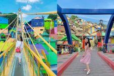 8 Tempat wisata Indonesia ini mirip Gamcheon Village di Korea