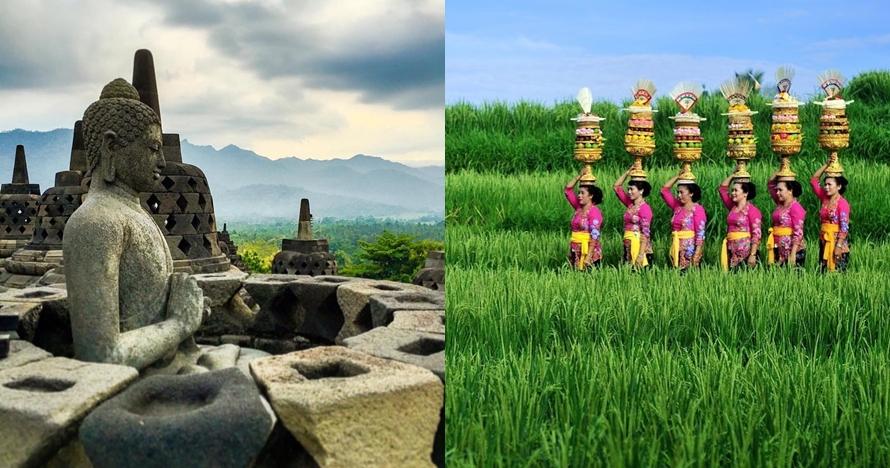 20 Negara terbaik versi Conde Nest Traveler, nomor 1 Indonesia