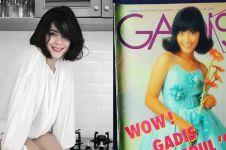 7 Potret Lulu Tobing jadi model majalah jadul, cantiknya awet