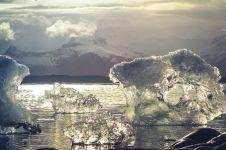 Ini jumlah es di Antartika sekarang, jika cair dunia tenggelam