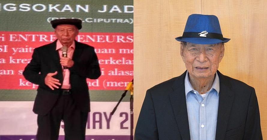 Pengusaha Ciputra meninggal dunia di Singapura