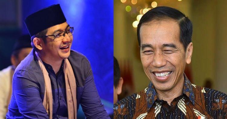 Kegembiraan Pasha 'Ungu' dapat ucapan selamat ultah dari Jokowi