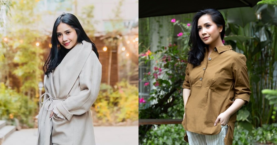 Ubah warna rambut, Nagita Slavina disebut bak artis Korea