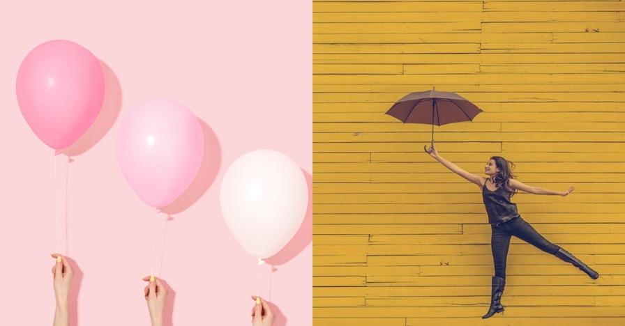 7 Macam warna yang dapat menjelaskan kepribadianmu