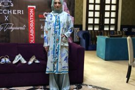 Jenny Tjhayawaty X Buccheri bakal pamerkan batik di Miami