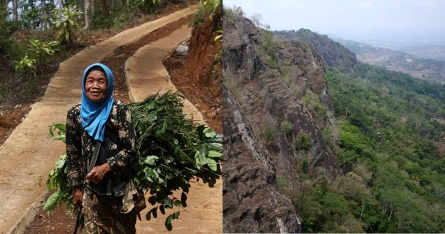 Kisah Kampung Pitu Nglanggeran, kampung yang wajib dihuni 7 KK