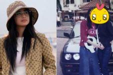 Dewi Perssik unggah foto saat usia 18 tahun, banjir pujian