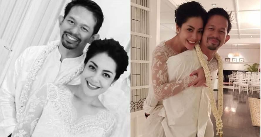 Cara Lulu Tobing pamer kemesraan dengan suami ini bikin baper
