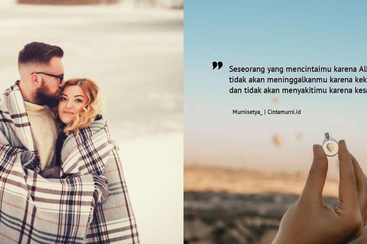 40 Kata Kata Cinta Sejati Romantis Dan Menyentuh Hati