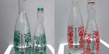 Air & tiara, inspirasi desain Rinaldy di kemasan baru Aqua Reflections